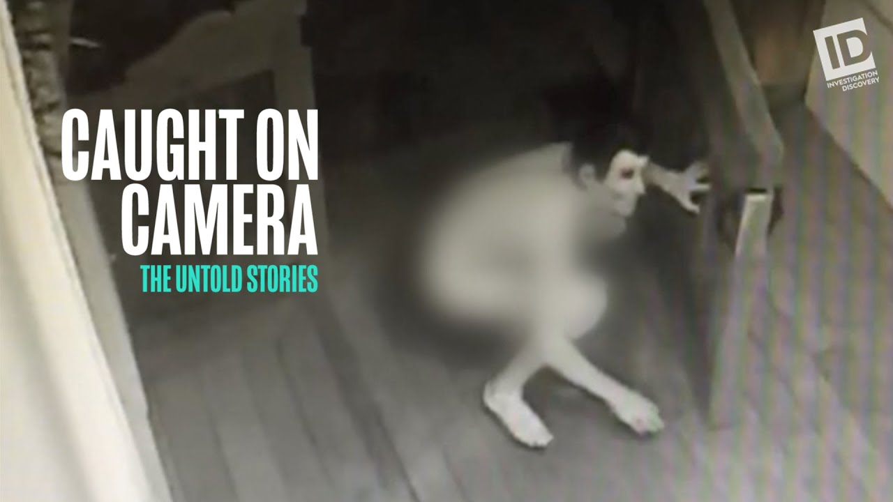 The Naked Man Behind the Mask | Caught on Camera: The Untold Stories