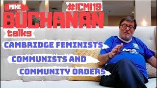 Mike Buchanan On Cambridge Feminists & Community Orders