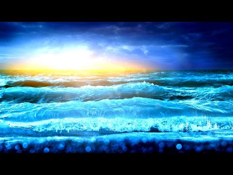 Mexico Beach, Florida 2016 - Relaxing Ocean Waves (HD)