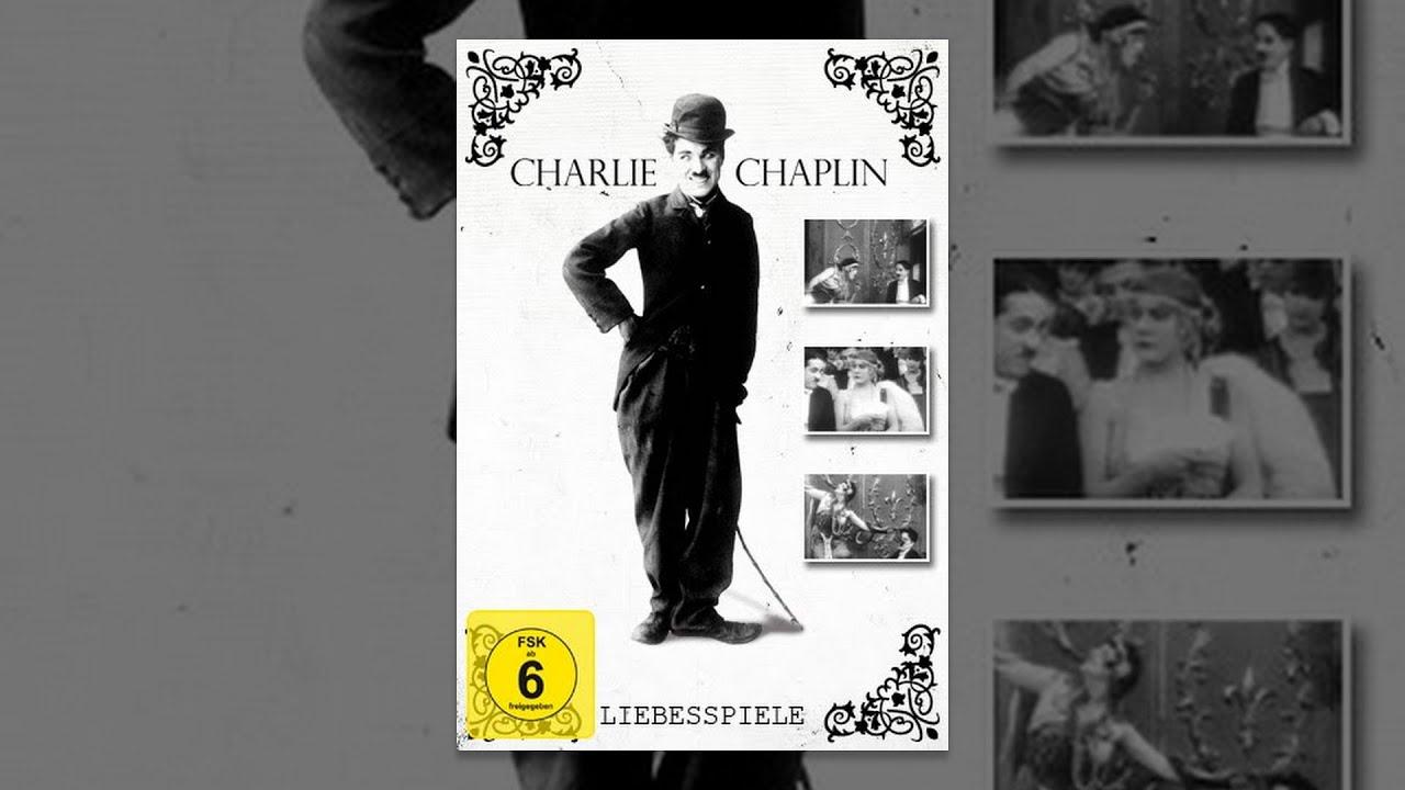 Charlie Chaplin - Liebesspiele