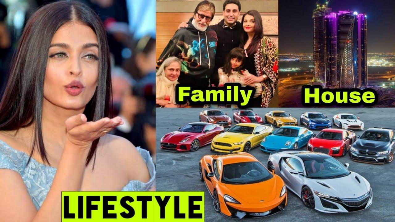 Aishwarya Rai Lifestyle 2020, Income, House, Cars, Husband, Family, Net Worth & Biography