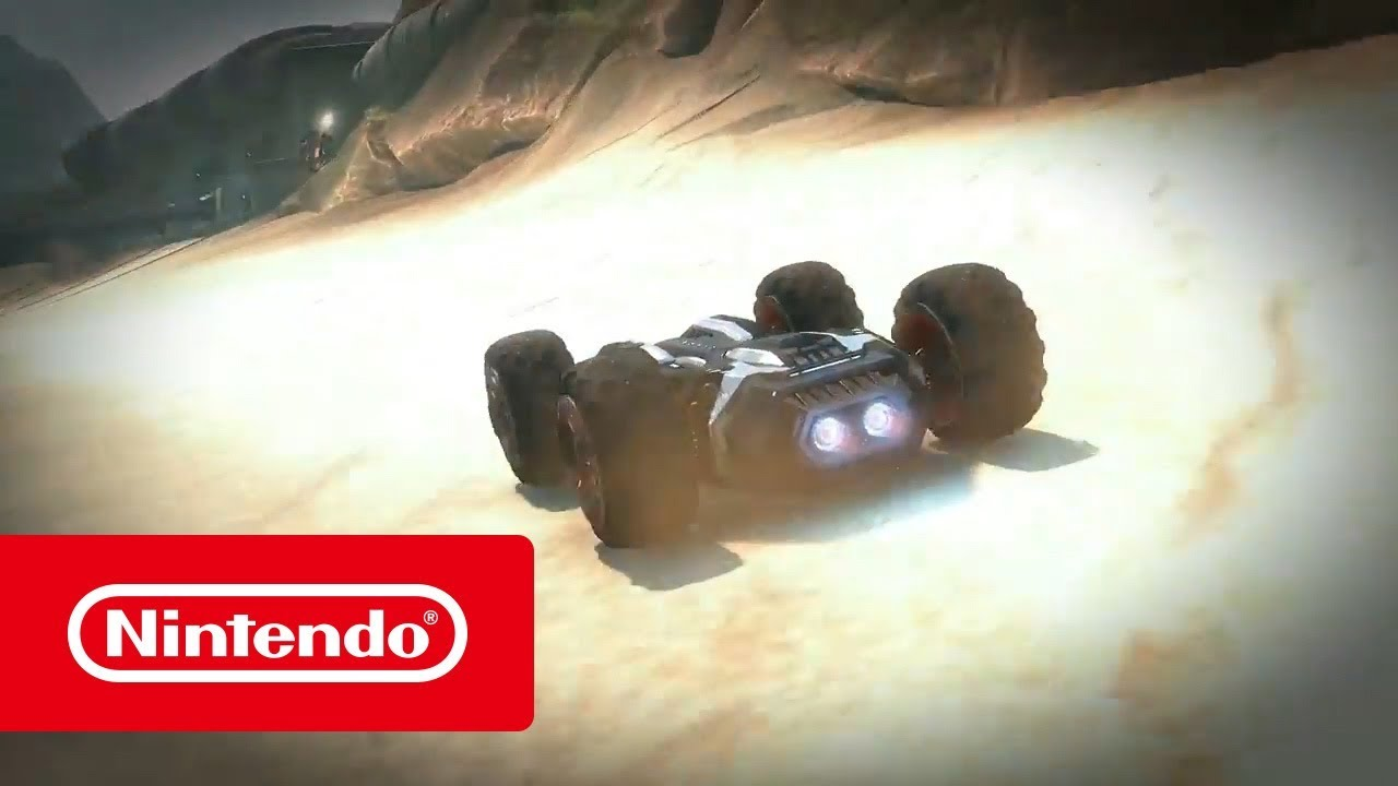 GRIP: Combat Racing - Trailer (Nintendo Switch)