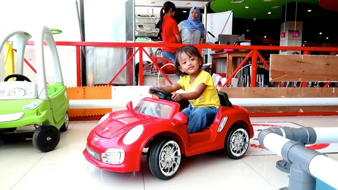 Naik Mobil Mobilan Mainan Anak Youtube