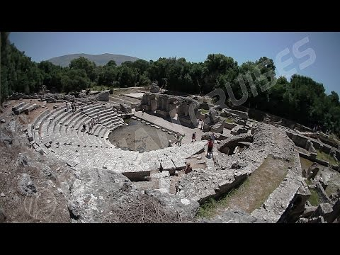 Single-day tour to Saranda, Butrint National Park and Blue Eye
