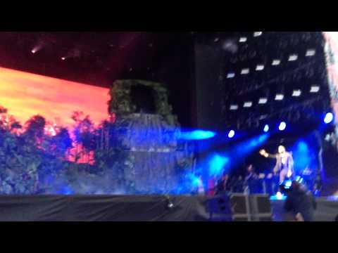 Drake  with PARTYNEXTDOOR -  Preach-   Wireless 2015 -  July 3rd