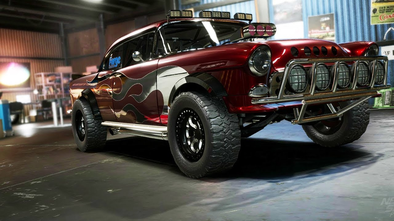 Need for speed payback chevrolet bel air best build