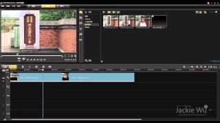 會聲會影(videostudio pro)教學-簡單卻有不失趣味的效果 thumbnail