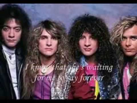 You're All I Need by White Lion