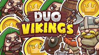 Duo Vikings - Play it on Poki