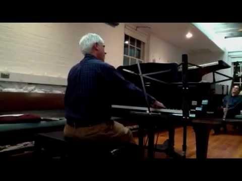 Amazing pianist robert feiertag improvising on wagner 39 s for Doris middleman