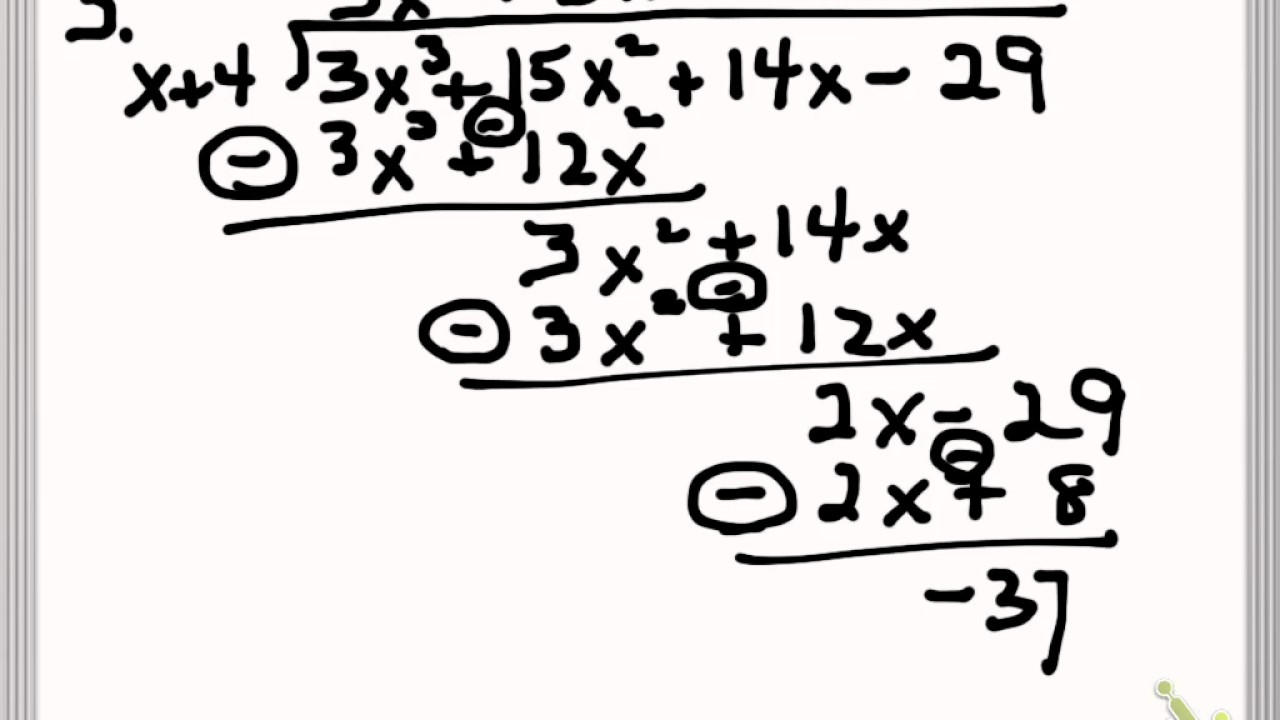 Dividing Polynomials By Monomials Worksheet Kuta