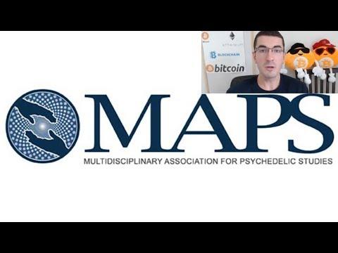 Bitcoin Funding MDMA Trials For PTSD