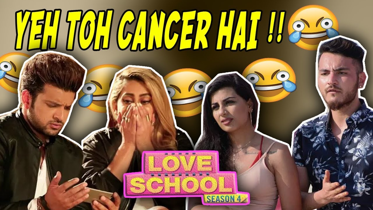 LOVE SCHOOL - Stupidest School Ever 😂😂 | Love School