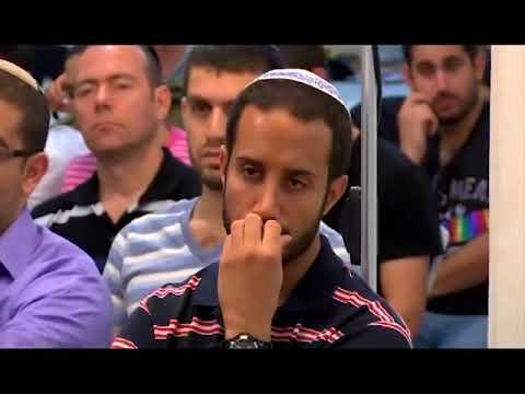 הרב זמיר כהן - צוק איתן - הניסים והנפלאות! חובה לצפות!!!
