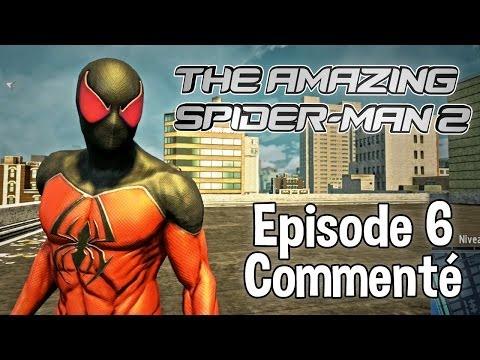 The Amazing SpiderMan 2  Episode 6  Electro  Let's Play Détente Commenté FR