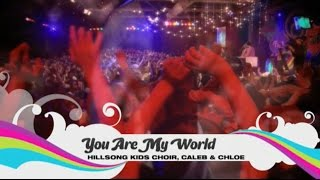 Worship Series - You Are My World (Medley)