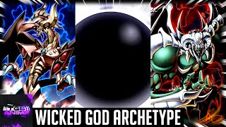 Yugioh Trivia: Wicked God Archetype