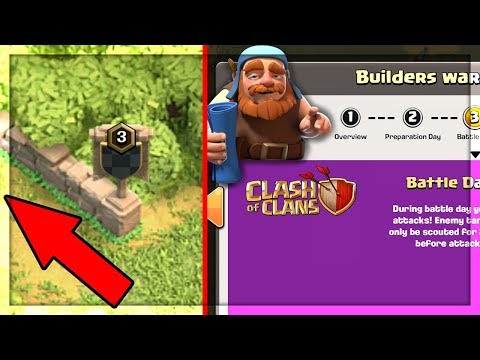 Thumbnail: New BUILDER WAR? What's Up the PATH?! Clash of Clans 🔥 Update 🔥 Concepts!