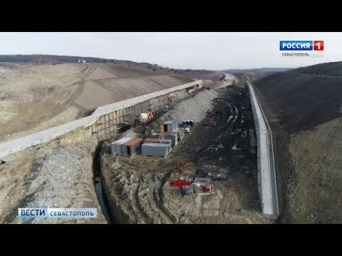 """Седьмой участок """"Тавриды"""" под Севастополем готов на 40%"""