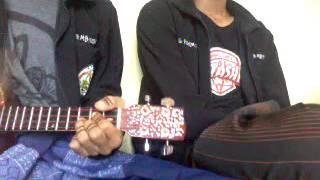 Adista - perasaanku cover versi ukulele