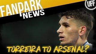 Lucas Torreira To Arsenal | Julen Lopetegui Sacked - FanPark News
