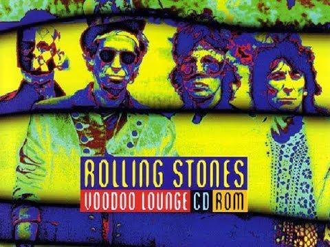 ROLLING STONES : VOODOO LOUNGE CD-ROM - Debut Trailer