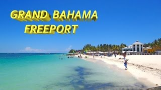 Freeport - Grand Bahama 2016 HD