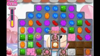 candy crush saga level 1493(no boosters)