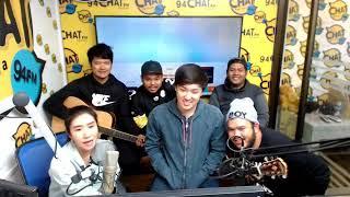 "[ 94 CHAT FM  ] LIVE  2nd Hand Man  ฝากซิงเกิ้ล ""เธอคือสุดท้าย""  (มีเล่นสดจ้า)"