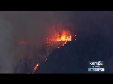 PG&E wants law to limit financial liability for wildfires