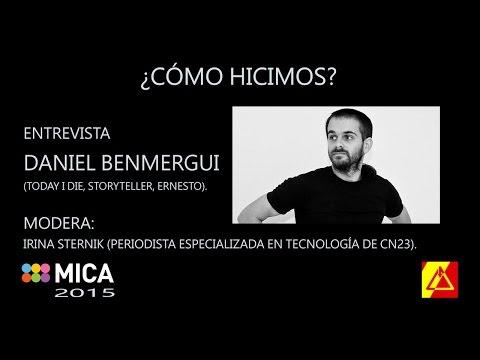 ¿Cómo hicimos? La historia de Daniel Benmergui como desarrollador de juegos. MICA 2015
