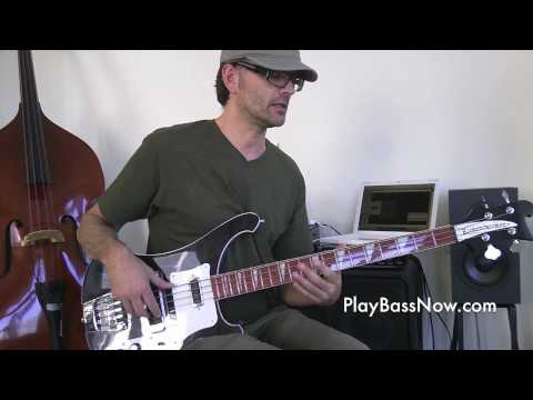 1/3 Practicing The Major Scale - Tips And Tetrachords For Bass