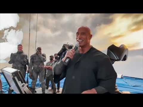 Download Th Rock Wrapping Up Black Adam