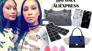 BIG HAUL ALIEXPRESS sacs, accessoires, vêtements