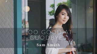 Too Good At Goodbyes (Sam Smith) Violin Cover by Kezia Amelia