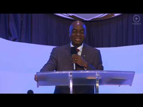 Bishop David Oyedepo Teaching on the Mystery of the Blood of Sprinkling August 30, 2017