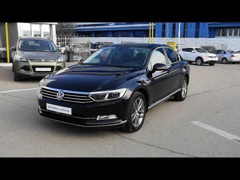 Купить Фольксваген Пассат (Volkswagen Passat B8) 2017 г. с пробегом бу в Саратове Автосалон Элвис