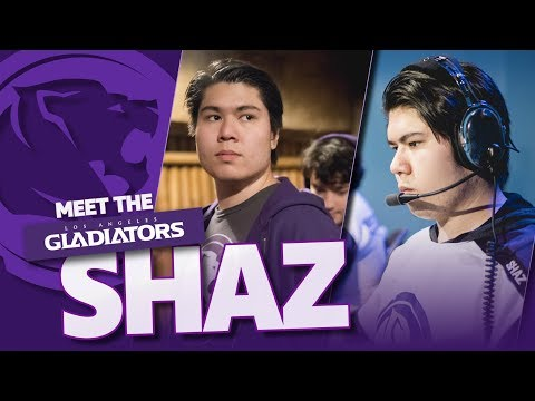 Meet the Gladiators: Shaz