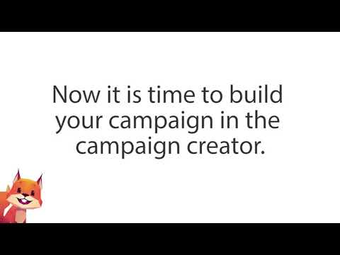 Automation Campaign: When Contact Is Added To Audience