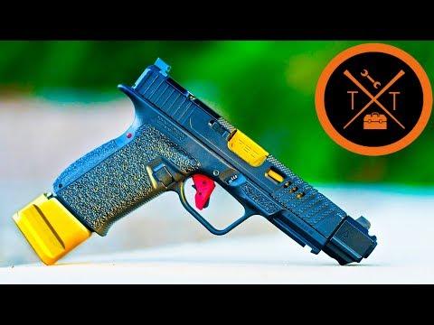 WORLD'S FIRST Aftermarket Glock 19 Gen 4 Frame...