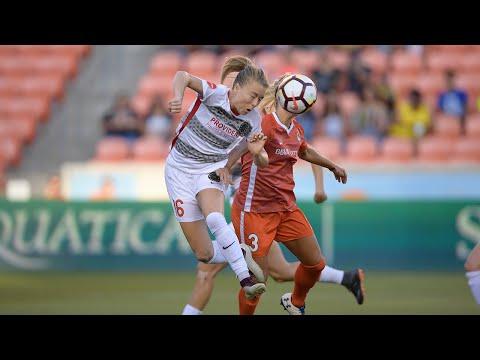 NWSL MATCH HIGHLIGHTS | Houston Dash 1, Portland Thorns FC 1 | May 9, 2018