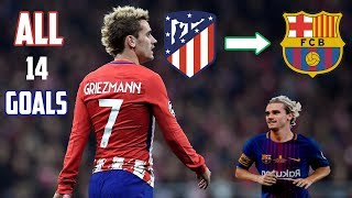 GRIEZMANN WELCOME TO BARCELONA