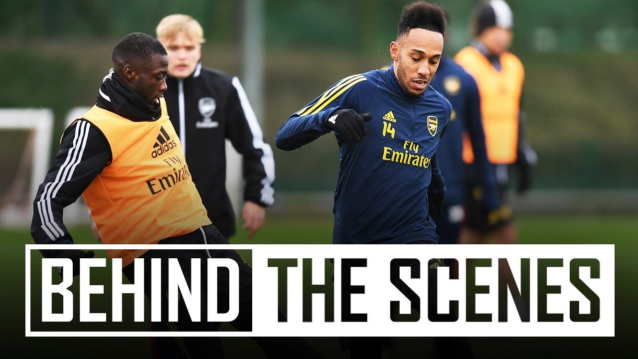 """There's GOAT, and then there's Aubameyang"" 