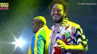 Baixar Post Malone e Kevin O Chris no Lollapalooza Brasil 2019