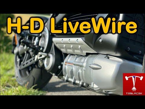 #192 Harley Davidson Livewire | Teslacek