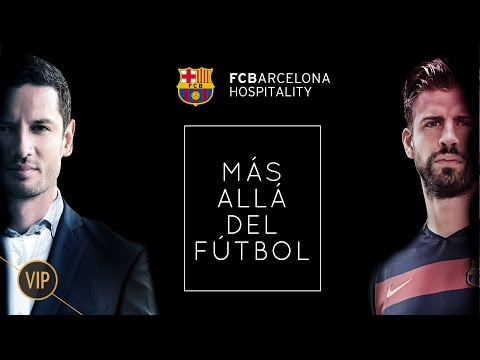 FC Barcelona Hospitality: donde los negocios tienen lugar. Packs temporada disponibles