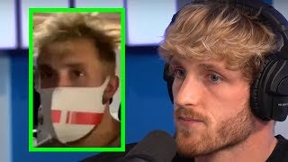 LOGAN PAUL RESPONDS TO JAKE PAUL LOOTING ACCUSATIONS