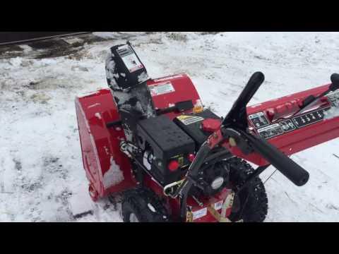 Snow Blowers » machine