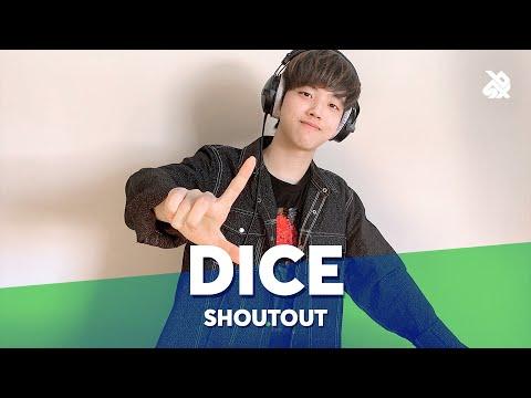 DICE   La Cha Cha (Vice Loopstation Online World Champion 2020)