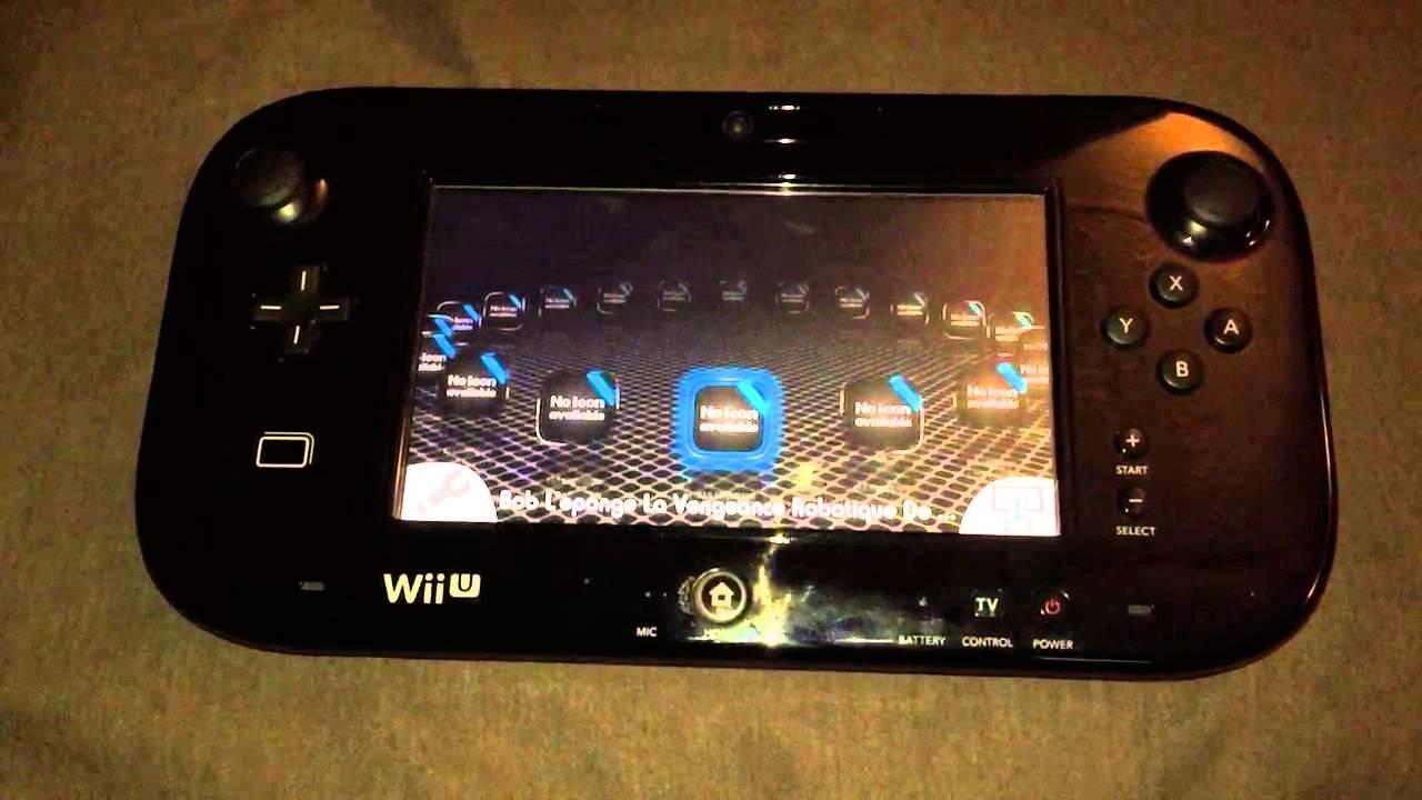 Loadiine GX2 Wii U 5 4 0